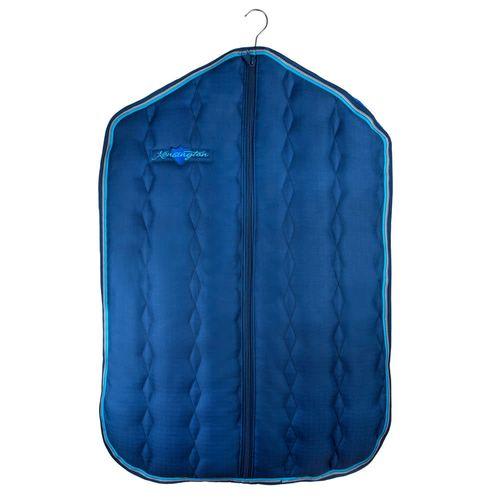 Kensington Signature Padded Garment Carrier - Kentucky Blue