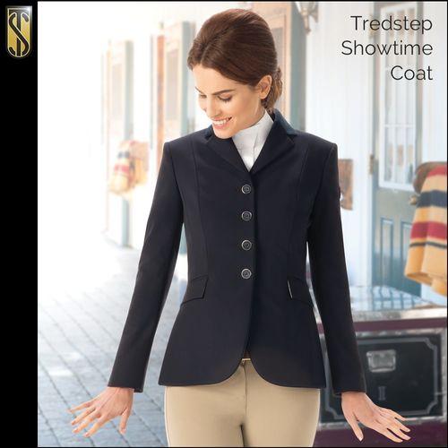 Tredstep Women's Solo Showtime Coat - Black