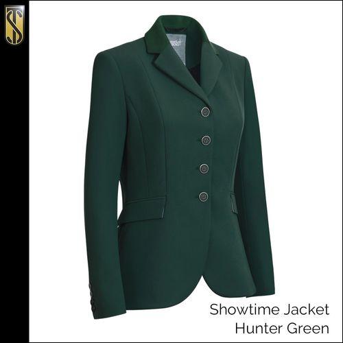 Tredstep Women's Solo Showtime Coat - Hunter Green