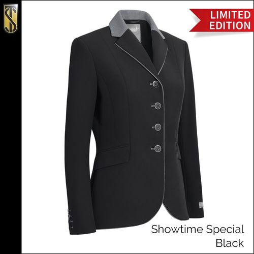 Tredstep Women's Solo Showtime Special Coat - Black