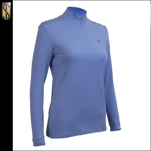 Tredstep Women's Sun Chic 50 Shirt - Bleached Denim