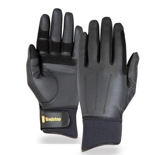 Tredstep Winter Silk Gloves - Black