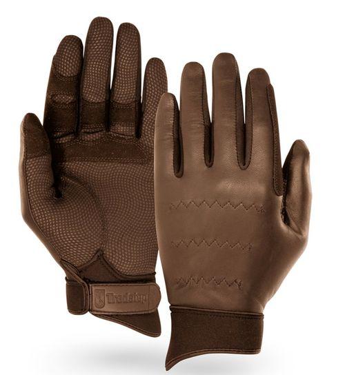 Tredstep Show Hunter Gloves - Brown