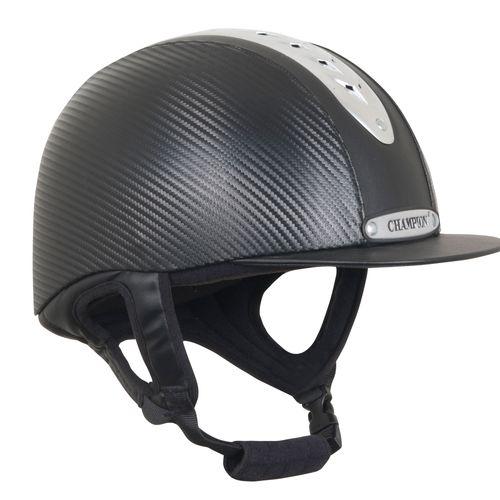 Champion Evolution Pro Helmet - Black Carbon