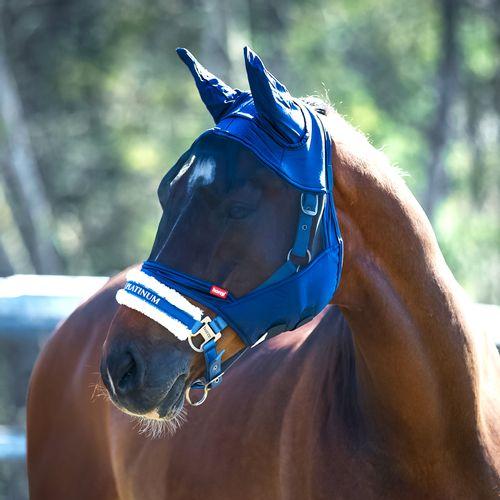 Horze Cayman Fly Mask - Blue