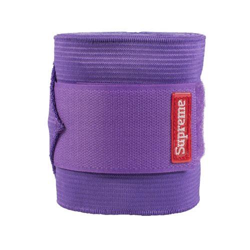 Horze Nest Combi Bandages - Purple