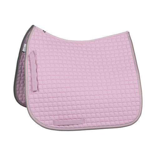 Horze Adepto Dressage Saddle Pad - Dawn Pink