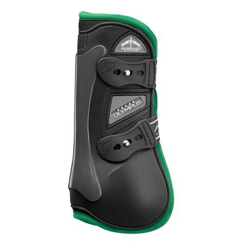 Veredus Olympus Open Front Boots - Black/Green