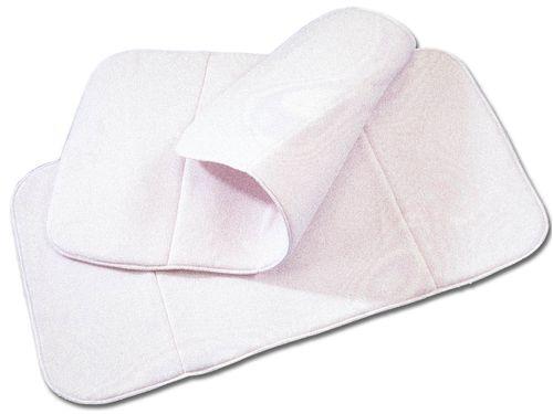 Roma No Bow Bandage Wraps - White