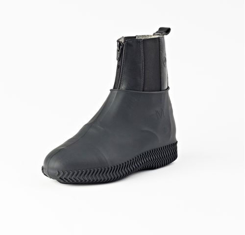 Equi-Essentials Slip on Shoe Protector - Black