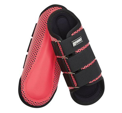 Roma Air Flow Shock Absorber Splint Boots - Pink