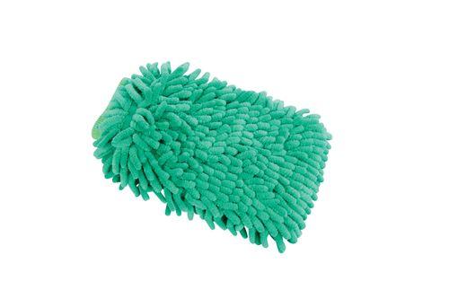 Roma Microfibre Wash Mitt - Teal