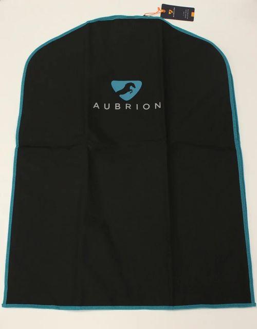 Aubrion Garment Bag - Black/Teal