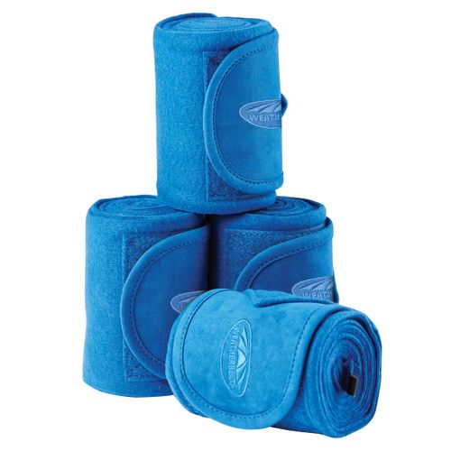 Weatherbeeta Fleece Bandage 4 Pack - Royal Blue