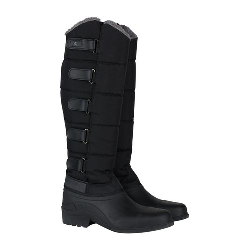 Horze Utah Thermo Boots - Black
