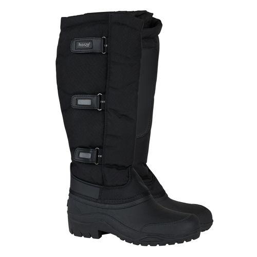 Horze Kids' Polar Thermo Boots - Black
