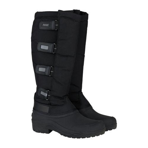 Horze Polar Thermo Boots - Black