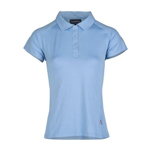 B Vertigo Women's Limited Edition Adelaide Functional Training Shirt - Cerulean Light Blue