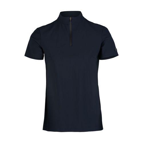 Horze Women's Limited Editon Saphira Ventilated Training Shirt - Dark Navy
