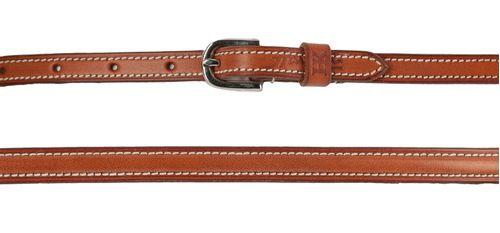 Harmohn Kraft Plain Raised Belt 1/2in - Newmarket