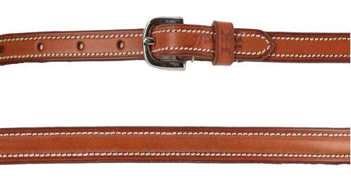Harmohn Kraft Plain Raised Belt 3/4in - Newmarket