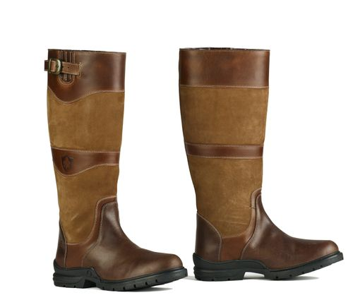 Ovation Women's Colleen Country Boot - Brown