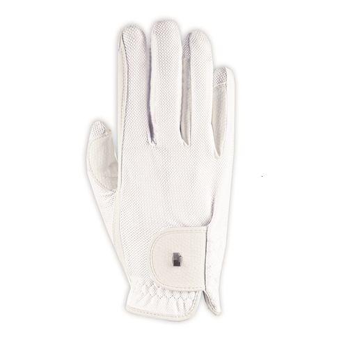 Roeckl Roeck-Grip Lite Riding Gloves - White