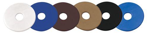 Equi-Essentials EcoPure Rubber Bit Guards - Transparent Gum
