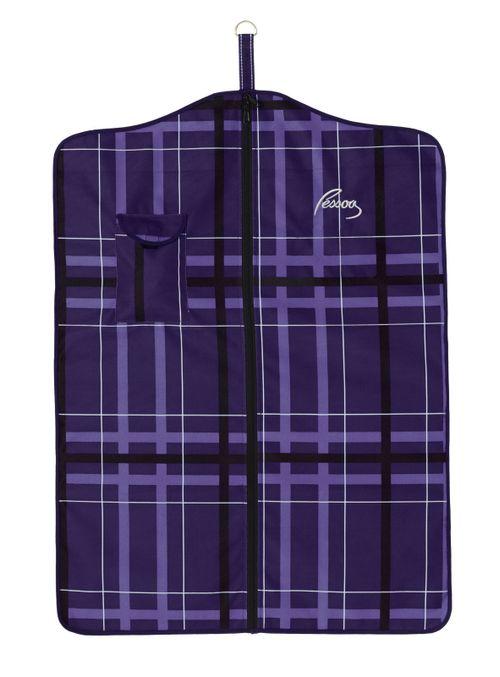 Pessoa Alpine 1200D Garment Bag - Mulberry Plaid