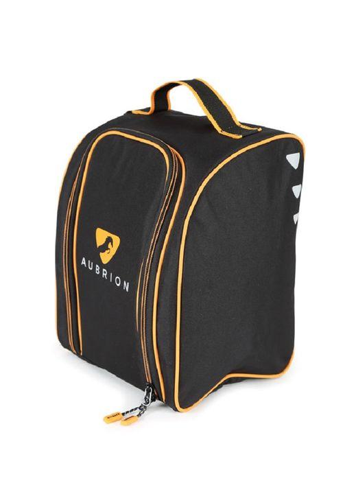 Aubrion Helmet Bag - Black/Orange