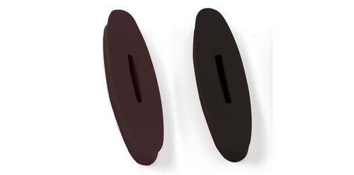 Equi-Essentials Rubber Rein Stops - Black