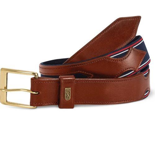 Tredstep Flex Belt - Black/Classic Blue