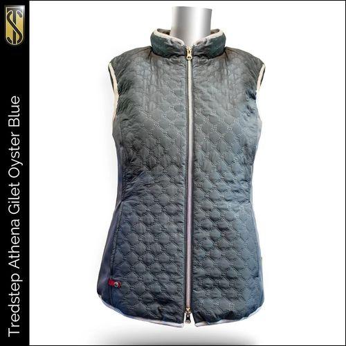 Tredstep Women's Athena Vest - Oyster Blue