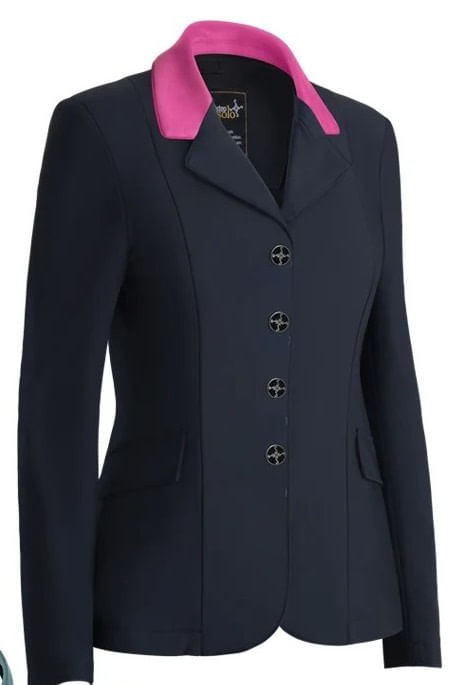 Tredstep Women's Solo Pro Competition Jacket - Navy