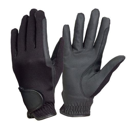 Ovation Kids' Toddler Performerz Show Gloves - Black