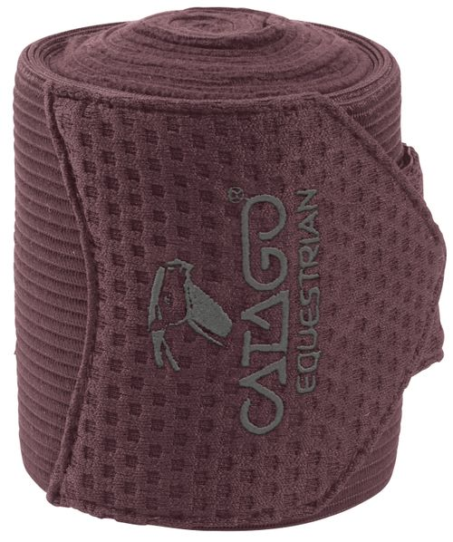 Catago FIR-TECH Bandage Set of 4 - Faded Plum