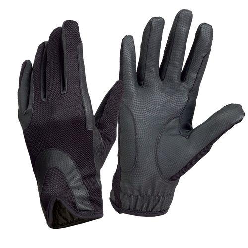 Ovation Women's Pro-Grip Pullon Show Gloves - Black