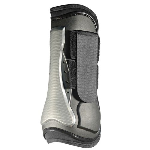 Equine Innovations Air Shock Jumping Boots - Black/Pearl
