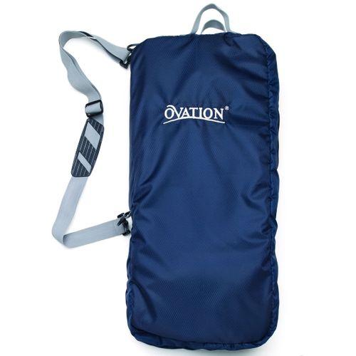 Ovation Bridle Bag - Navy/Blue Secret Garden