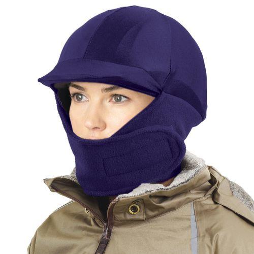 Ovation Winter Helmet Cover - Purple
