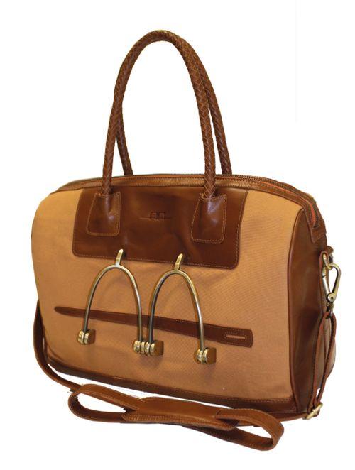 Alessandro Albanese Travel Bag - Tan
