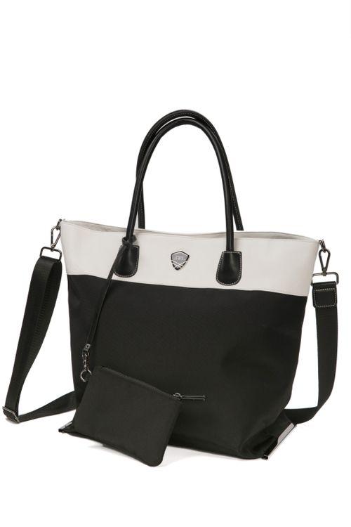 Horseware Travel Tote Bag - Black/White