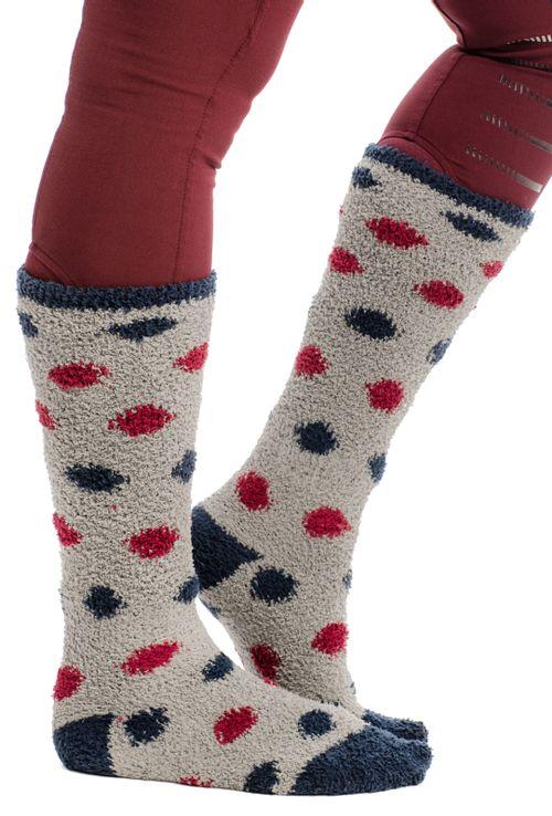 Horseware Kids' Softie Socks - Misty Grey