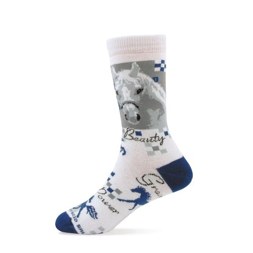 GT Reid Kids' Beauty & Grace Socks - Blue