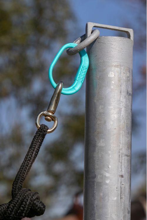 Kensington Safe-T-Tie (2 pack) - Turquoise
