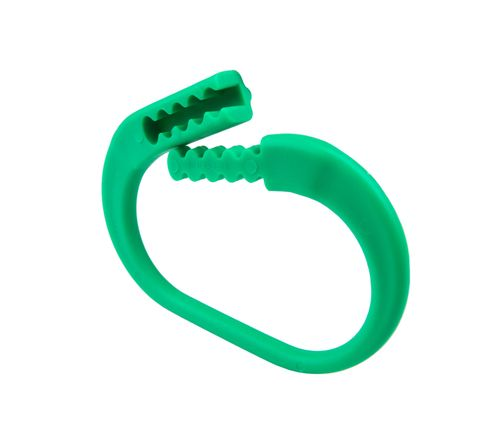 Kensington Safe-T-Tie (2 pack) - Green