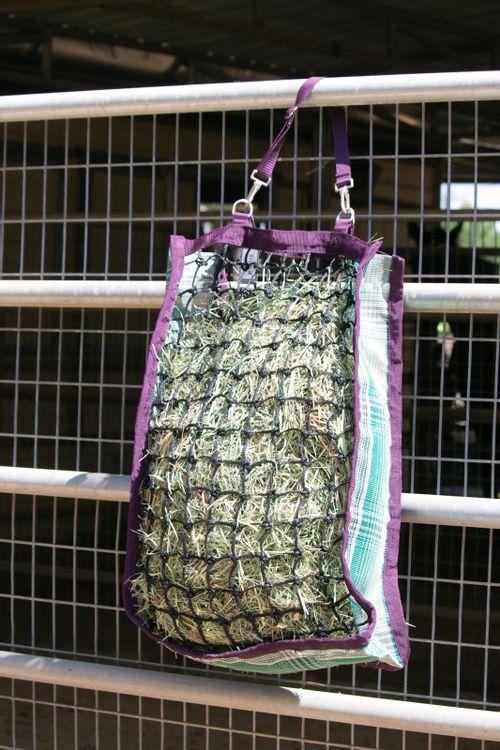 Kensington Slow Feed Hay Bag 2 Flake - Imperial Jade