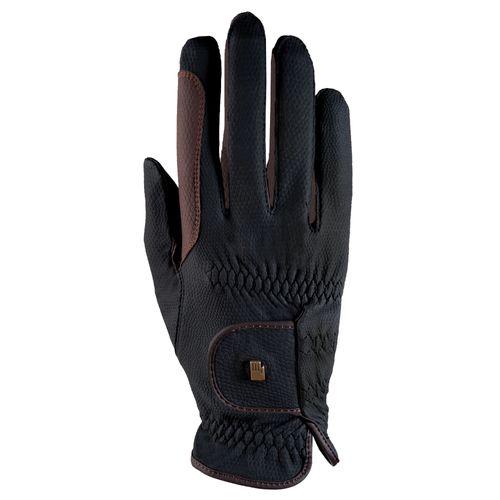 Roeckl Malta Gloves - Black/Mocha