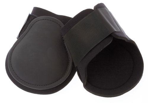 Roma Gel Fetlock Boots - Black