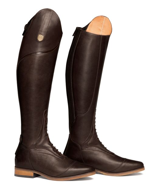 Mountain Horse Women's Sovereign Field Boot - Dark Brown
